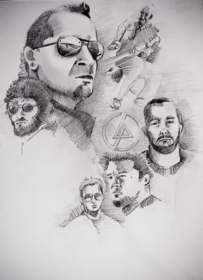 Linkin Park by jamz